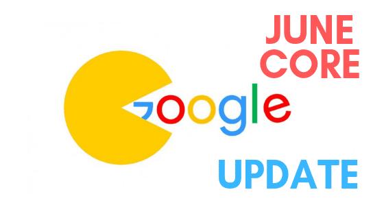 google June core 2019 update